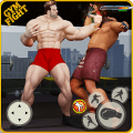 Virtual Gym Fighting: Real BodyBuilders Fight Game