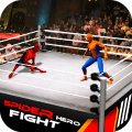 Superhero VS Spider Hero Fighting Arena Revenge Game