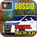 Mod Livery luxury cars BUSSID Game
