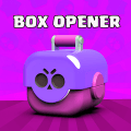 Box Opener For Brawl Stars Game