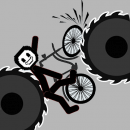 Stickman Bendy Dismounting