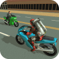 Jetpack Hero Miami Crime Game