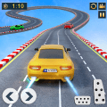 Ramp Car Stunts Racing: Impossible Tracks 3D Game