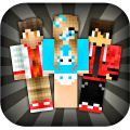 Skins for Minecraft PE Game
