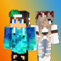 SkinLand - skins for Minecraft Game