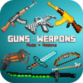 Guns + Weapons Mods Game