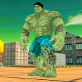 Monster Hunk Hero City Battle Game