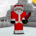 Christmas maps for Minecraft pe Game