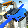 Ultimate Flying Car Simulator Game