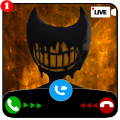 video call and chat simulator with bendy's Game