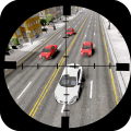 Traffic Sniper Shooter Game