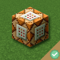 Command block for MCPE Game