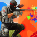 PaintBall Shooting Arena3D : Army StrikeTraining Game