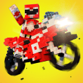 Blocky Superbikes Race Game - Motorcycle Challenge Game
