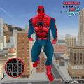 Amazing Spider Rope Hero - Strange Gangster Vegas Game