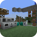 My Industry Mod for MCPE Game