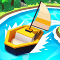 Splash Boat 3D Game