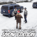 New Mad Stories Town Snow Edition 2018