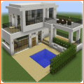 make a minecraft house Game