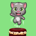 Talking Tom Cake Jump Game
