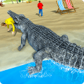 Hungry Crocodile Attack 3D: Crocodile Game 2019 Game
