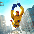 Super Rope Hero Grand City Game