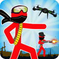 Stickman Army : Team Battle Game