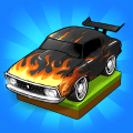 Merge Muscle Car America Game