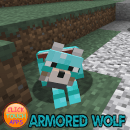 Armored Wolf Mod