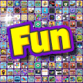 Fun GameBox 3000+ games in App Game