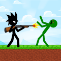 Stickman Zombie Shooter Game