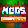 Mods for Minecraft PE - Skins & Maps Game