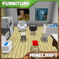 Furniture Mod for Mine Craft PE Game