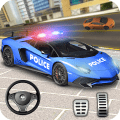 Cops Car Racing & Bank Robbery Game